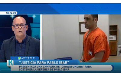 La campaña de micromecenazgo a favor de Pablo Ibar continúa