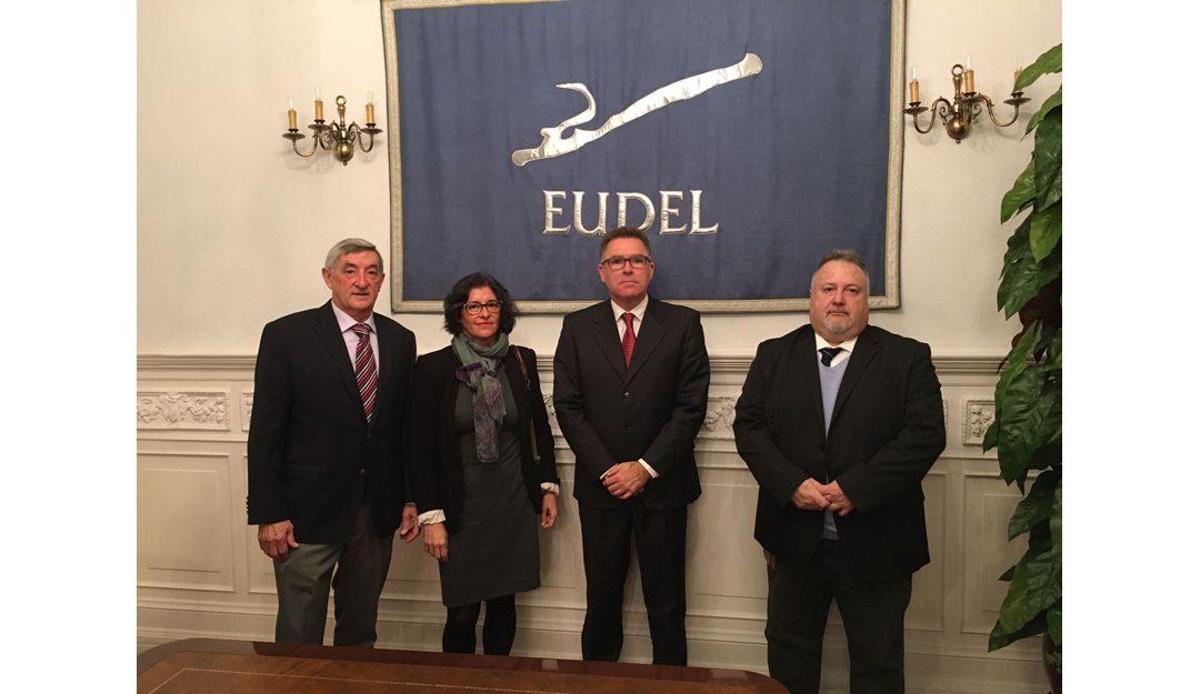 Visita a EUDEL – Asociación de Municipios Vascos
