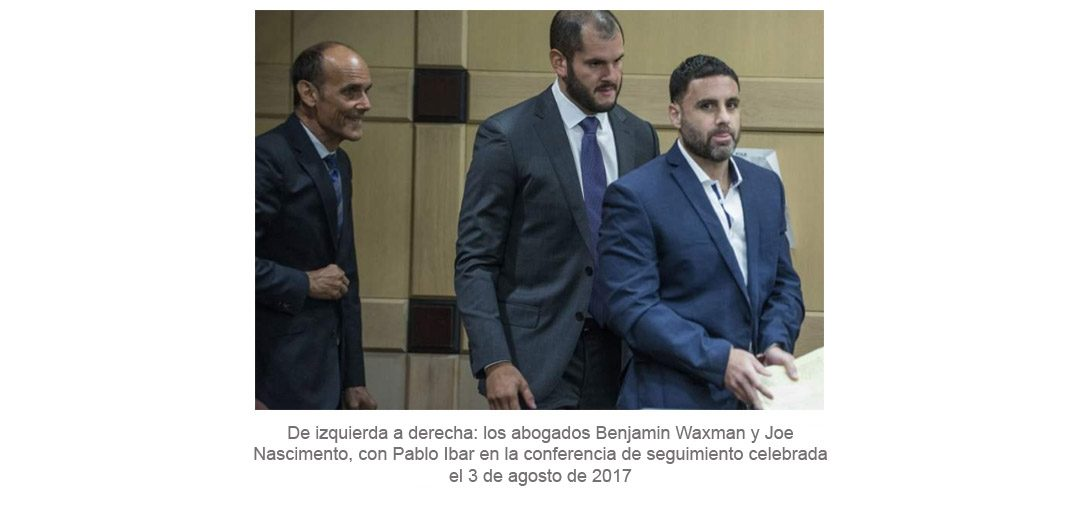 Actualización del caso de Pablo Ibar