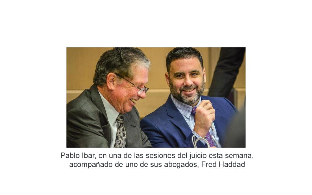 Resumen de la primera semana de la repetición del juicio de Pablo Ibar