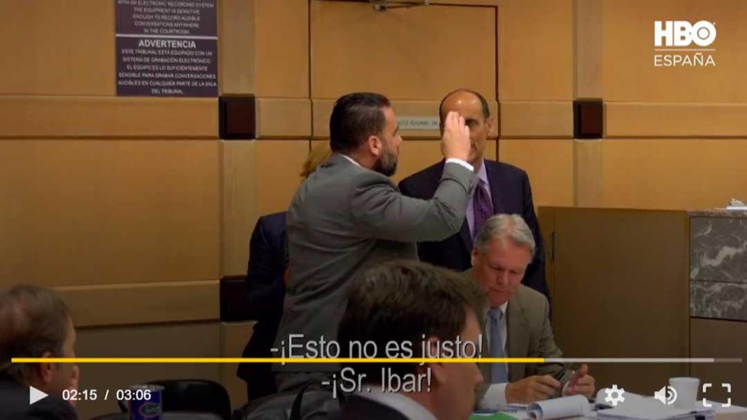 """'El Estado contra Pablo Ibar': """"El veredicto"""". Cap. 5/6"""